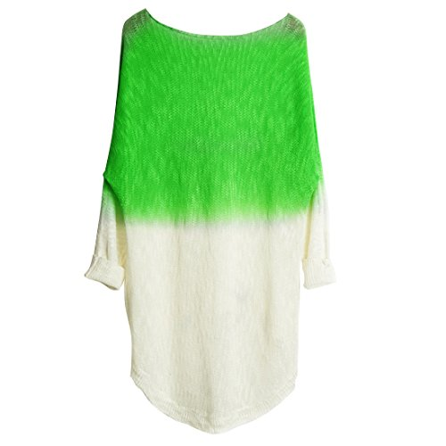 Partiss - Sweat-shirt - Femme vert fluorescent