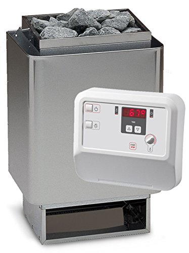 Well Solutions® Saunaofen EOS 34A mit Steuerung A1 oder A2 9 kW A2