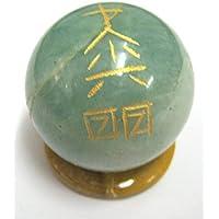 Hervorragende 72Gramm Grün Aventurin Quarz Usui Reiki Sphere metaphysisch Energie Peace Erfolg Wohlstand Spiritual... preisvergleich bei billige-tabletten.eu