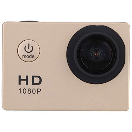 Pandiki Mini HD 1080P DV Sport-Kamera 30 Meter Wasserdichten 90-Grad-Weitwinkel 2,0 Zoll LCD-Cam-Camcorder
