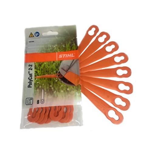 Stihl PolyCut 2-2 Kunststoffmesser für FSA 45 Rasentrimmer - Stihl Zubehör Trimmer