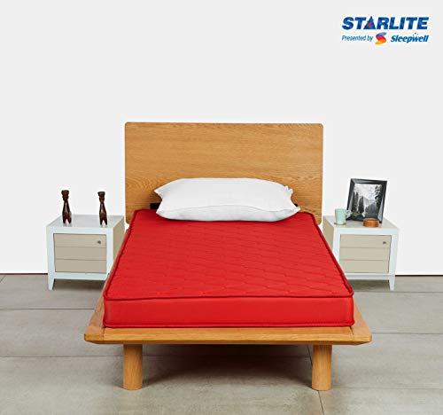 Sleepwell Starlite Discover Firm Foam Mattress (72*35*4)