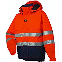 Helly Hansen 71376 Ludvika HellyTech Waterproof High-Visibility Jacket
