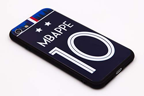 coque iphone 7 mbappe france