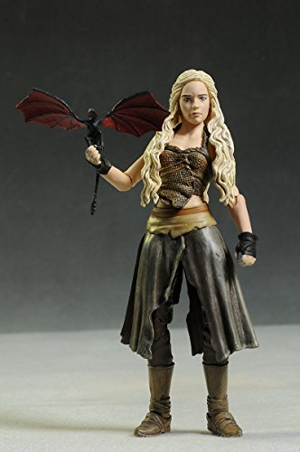 Funko 3907 Game of Thrones Toy - Daenerys Targaryen Deluxe Collectable Action Figure 6