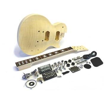 Rocktile DIY Single Cut Bausatz E-Gitarre (\