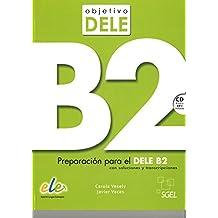 Objetivo DELE nivel B2 Ksiazka + CD