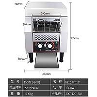 Hydz Cadena tostadora tostadora Comercial máquina de Desayuno del Hotel tostadora tostadora automática máquina de Pan