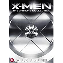 X-Men The X-treme 7-DVD Collection ( X-Men / X-Men 2 / X-Men: The Last Stand / X-Men: Days of Future Past / X-Men: First Class / The Wolverine / X-Men Origins: