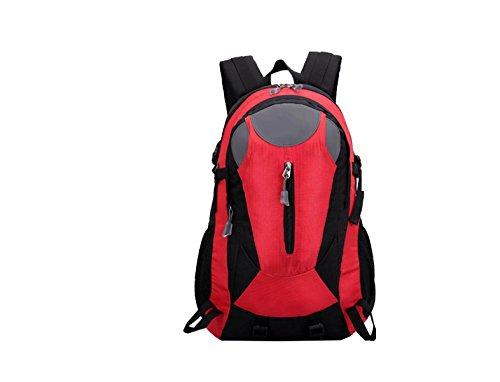 Yy.f30L Militärischer Rucksack Outdoor-Sport Taktisch Camping Wandern Angriff Kleiner Rucksack Taschen Rucksäcke Im Laufe Des Tages Sonnenschirme Wandern Angeln Reiten Rucksack Red