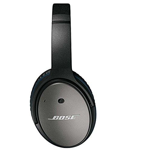 Bose QuietComfort 25 Acoustic Noise Cancelling headphones - Apple units, Black Image 2