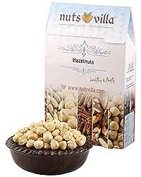 Nuts Villa Healthy and Tasty Hazel Nuts - 250 GMS