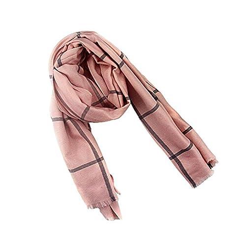 Écharpes en cachemire en imitation de haute qualité Écoupe en étain en automne et en hiver , 180-65cm