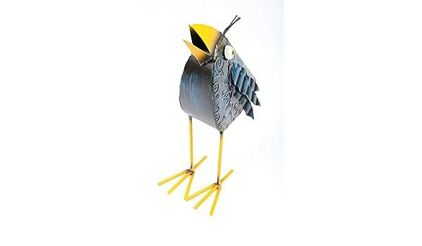 point-garden Gartenfigur aus Metall Dekofigur Biene