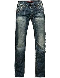 "Cipo & Baxx Herren Jeans ""C-0756"" blue"