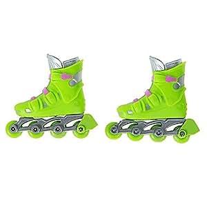 go Moulé sous pression avec plastique embarquement Chaussures Finger Skate Toy (couleur aléatoire)