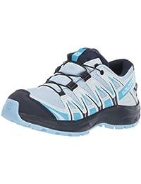 SALOMON XA Pro 3D CSWP J, Zapatillas de Deporte Unisex niños