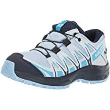 78a90d19b9ba SALOMON XA Pro 3D CSWP J Chaussures de Trail Mixte Enfant