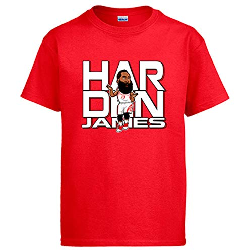 Camiseta James Harden jugón de Baloncesto - Rojo, M