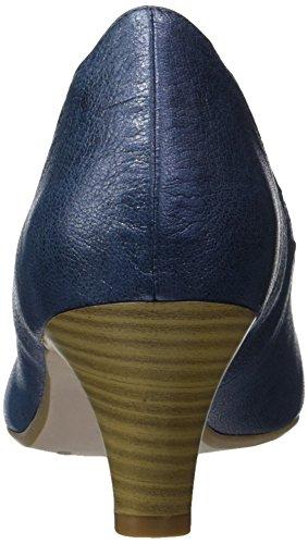 Caprice Damen 22400 Pumps Blau (OCEAN METALLIC)