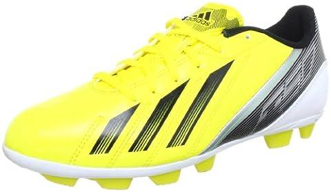 adidas Performance F5 TRX HG G65437, Herren Fußballschuhe, Gelb (VIVID YELLOW S13/BLACK 1/GREEN ZEST S13), EU 44 2/3 (UK
