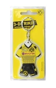 Borussia Dortmund 3D Trikot Schlüsselanhänger