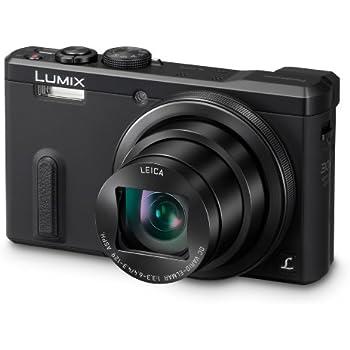 Panasonic Lumix DMC-TZ60EB-K Compact Digital Camera
