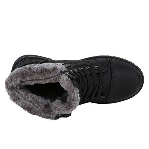 Sneakers Donna Sneakers Alte Sneakers Invernali Scarpe Sneakers Tacchi Alti Sneakers Artfell Taglia 36-42 Flandell Black Amares