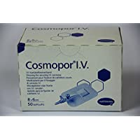 Cosmopor i.v. Kanülenfixierpflaster steril, 8x6 cm preisvergleich bei billige-tabletten.eu