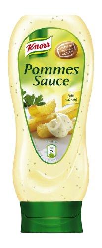 Knorr Pommes Soße 475 ml (6 x 475 ml)