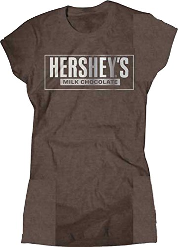 hersheys-chocolate-con-leche-junior-camiseta-con-licencia