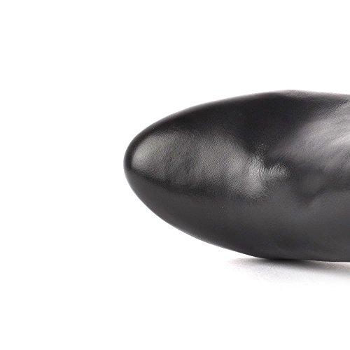 MICHAEL by Michael Kors Lucy Boots aus Leder Damen Schwarz