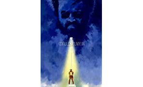 Fully Filmy Baasha Tribute Poster