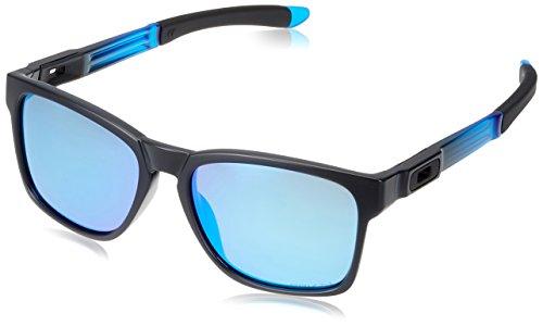st 927222 55 Sonnenbrille, Schwarz (Matte Black/Prizmsapphirepolarized), ()