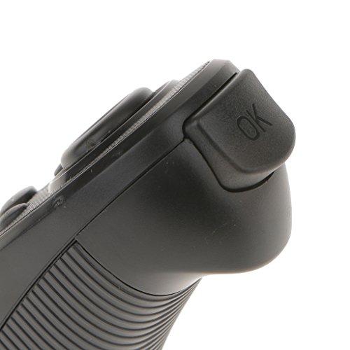 MagiDeal Bluetooth Fernbedienung Controller für IOS, Android, 3D VR Brille Schwarz