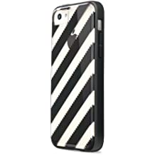 X-Doria XD417907 Scene Plus - Carcasa para Apple iPhone 5 LC, diseño de rayas