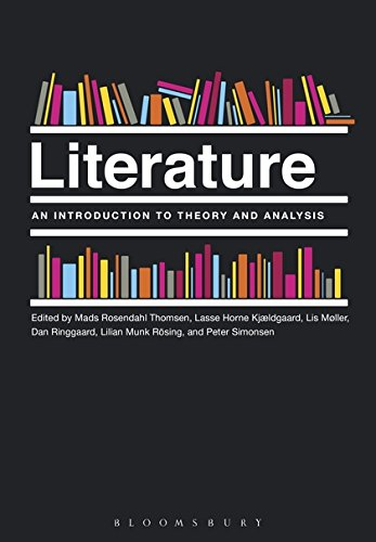 Literature: An Introduction to Theory and Analysis por Mads Rosendahl Thomsen