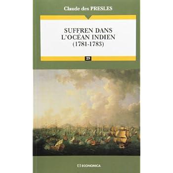 Suffren dans l'Océan indien (1781-1783)