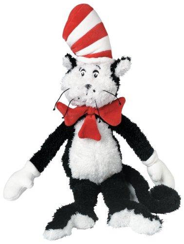 Manhattan Toy Dr. Seuss Katze im Hut 50.8cm weiches Stofftier