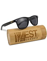 54aa465ff7d ... Accessories   4est Shades. Bamboo Sunglasses - 100% Polarized wooden  shades for Men   women from the