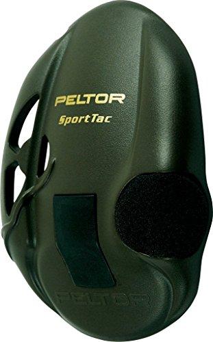3M Peltor 210100GN Peltor SportTac Ersatzschale, Grün