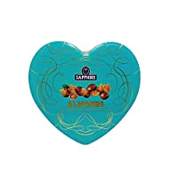 Sapphire Almonds Covered with Milk Choco, 160gm
