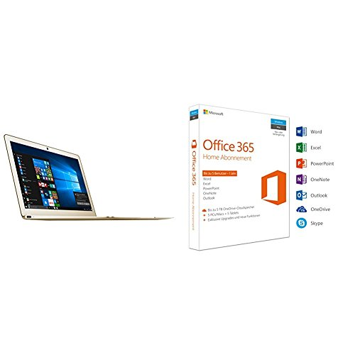 Odys Winbook 13 33,78 cm Ultrabook / Notebook + Microsoft Office 365 Home