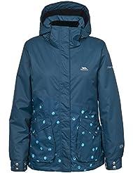 Trespass - Chaqueta / Abrigo para esquiar modelo Tizzy para mujer