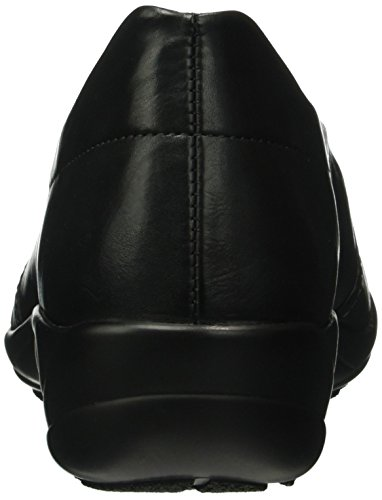 Semler Birgit, Mocassins Femme Noir - Noir (001)