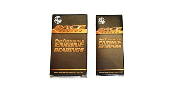 """.001/"""" Oil Clearance Rod Bearings Std Size ACL For BMW S54B32 3.2L M3 E46"""