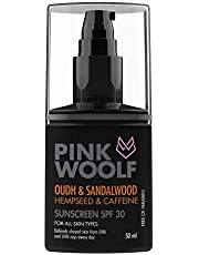 Pink Woolf Sunscreen for All Types of Skin, 50 ml
