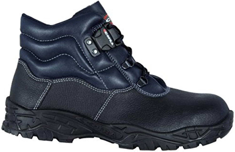 Cofra 22130 – 000.w40 Scree S3 SRC – zapatos de seguridad talla 40 NEGRO