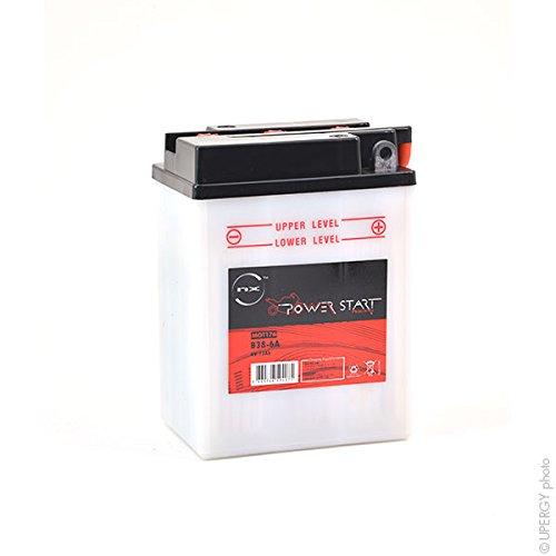 NX - Batteria moto B38-6A 6V 13Ah
