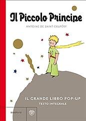 Idea Regalo - Il Piccolo Principe. Il grande libro pop-up. Ediz. integrale